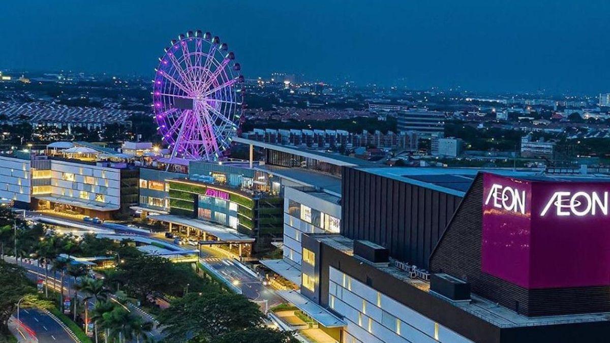 Aeon Mall Bsd City Dan Aeon Jakarta Garden City Jgc Dibuka Kembali Japon Magazine